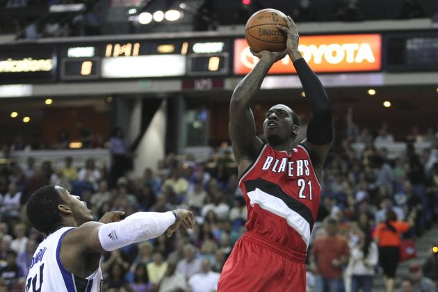 Portland Trail Blazers: Who Starts at Center for the 2012-13 Season?