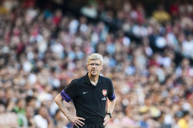 Arsenal FC: Is Arsene Wenger Finally Changing His Ways?