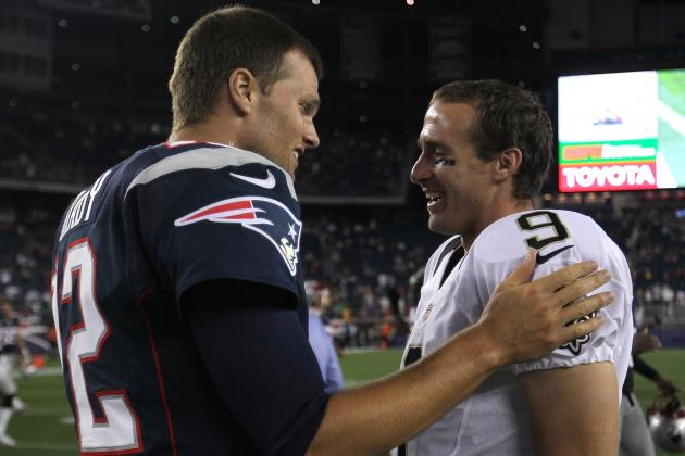 New England Patriots vs. New Orleans Saints: 5 Ups and 5 Downs for the Pats