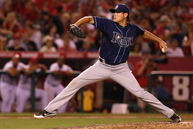 Tampa Bay Rays: Is Matt Moore the Best Pitcher on the Rays' Staff?