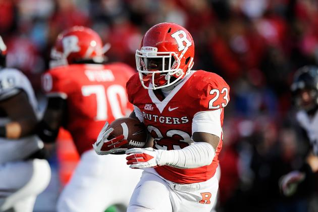 Rutgers Running Back Preview 2012: Still Searching for the Next Ray Rice