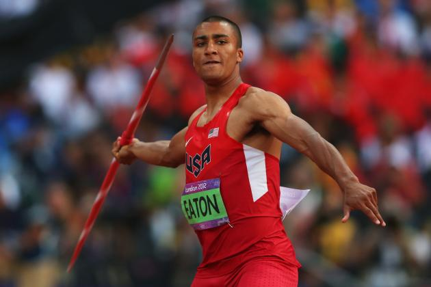 Ashton Eaton: Gold Medalist Is Best Athlete in the World