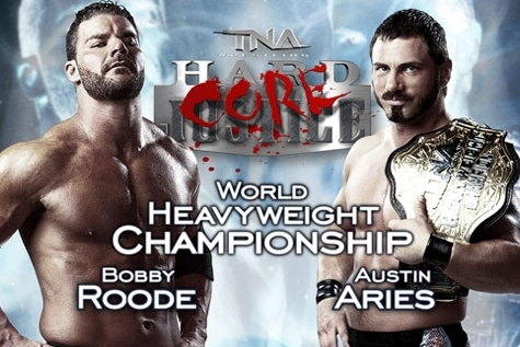 TNA Impact Wrestling Recap: Hardcore Justice Hype, the Aces and Eights and More