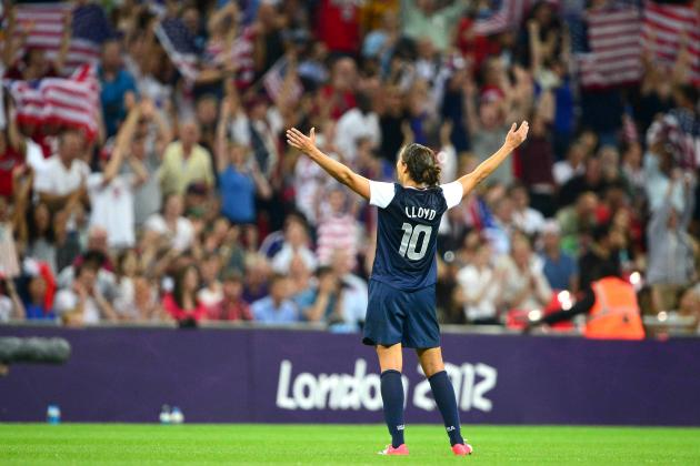 US Women's Soccer: Why London Olympic Gold Is Most Impressive Win of US Reign