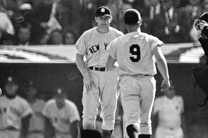 Mickey Mantle Didn't Make His a Double in 1961—And Neither Did Roger Maris