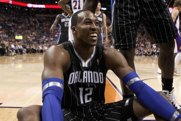 Dwight Howard to Lakers: L.A. Crazy to Gamble on Dwight Howard over Andrew Bynum