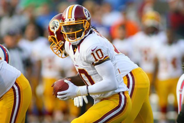 2012 Fantasy Football: Robert Griffin III Headlines Rookies Worth the Risk