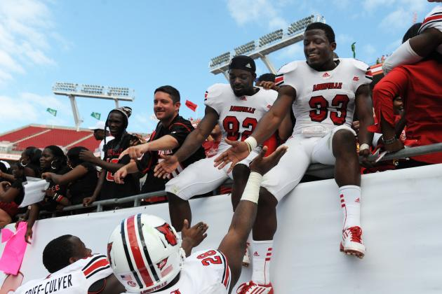 Louisville Football 2012: Cardinals Have No Excuse Not to Reach Major Bowl Game