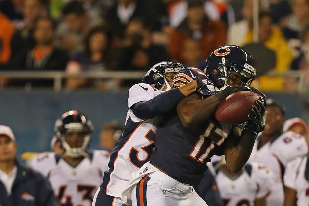 Broncos vs. Bears: Chicago's Biggest Winners and Losers from Preseason Game 1