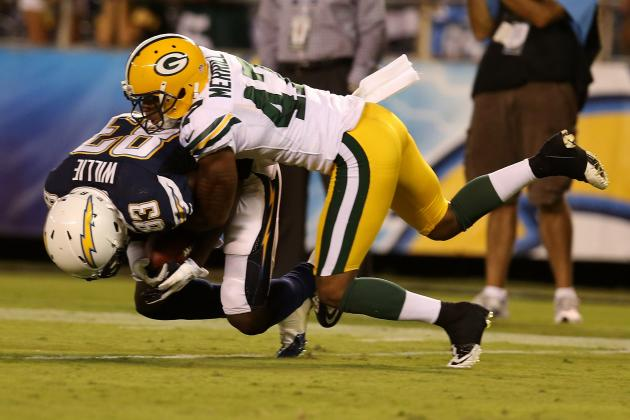 Green Bay Packers: Recap of Their 21-13 Loss to the San Diego Chargers