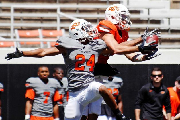 Oklahoma State Football: WR Charlie Moore Crucial to Cowboys' 2012 Success