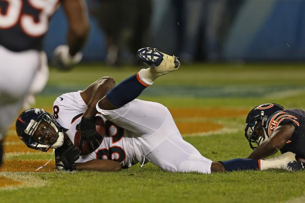 Chicago Bears:  Recap of Their 31-3 Loss to the Denver Broncos