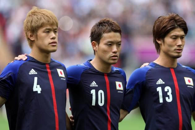 South Korea vs. Japan: Breaking Down the Olympic Men's Soccer Bronze Medal Match