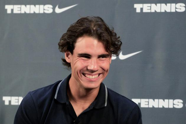 Rafael Nadal: How 'Rafa' Is Unique Insight into a Tennis Superstar