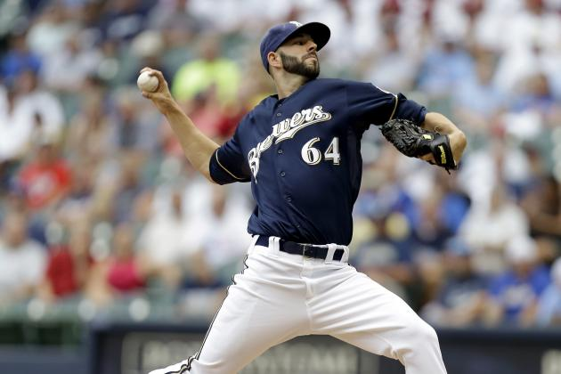 Is Mike Fiers' Curveball the Best Pitch in the Milwaukee Brewers Rotation?
