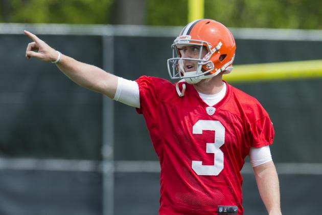 NFL: Will Brandon Weeden Have the Best Season of Any Rookie Quarterback?