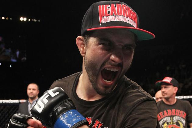 UFC 154: Does Carlos Condit Have a Shot at GSP?