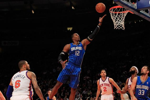 NBA: Dwight Howard Deal a Win for Three Teams, Not so Much the Orlando Magic