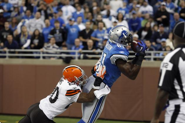 Cleveland Browns vs. Detroit Lions Betting Preview