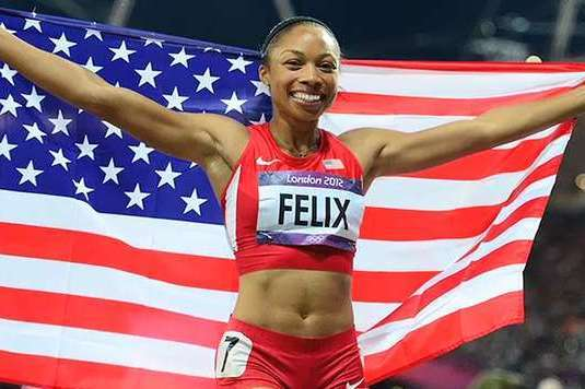 Allyson Felix 6 Olympic medals nudes (28 pictures), video Topless, iCloud, butt 2020