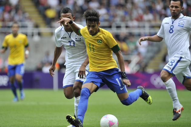 Olympic Football 2012: How Mexico Can Stop Neymar and Brazil