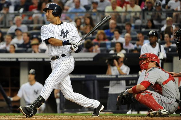 Derek Jeter Is New York Yankees' Old Reliable for This Generation
