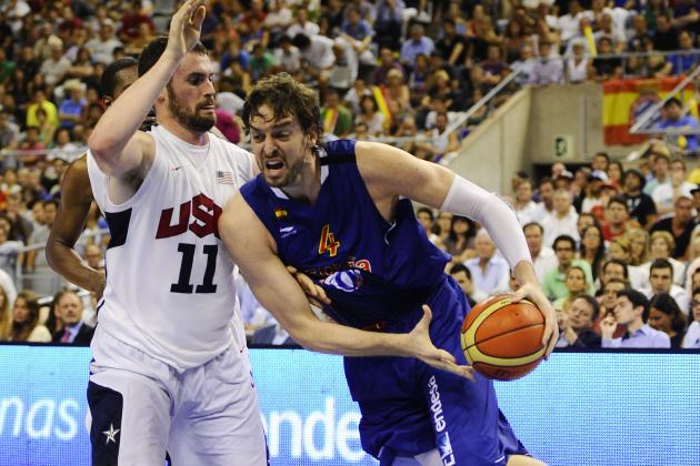 Olympic Basketball 2012 Scores: Semifinal Results, Stats & More