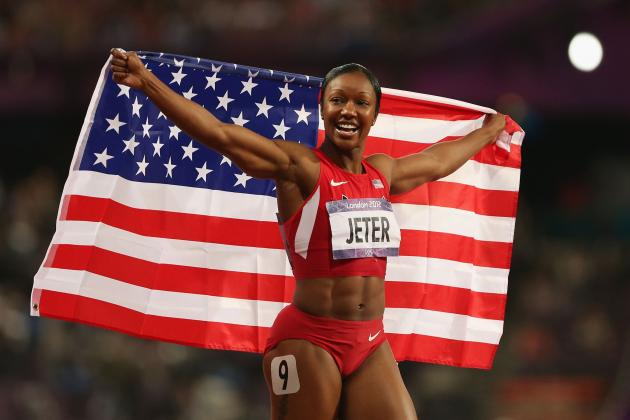 Women's 4x100-Meter Relay: Carmelita Jeter Will Lead USA to Gold