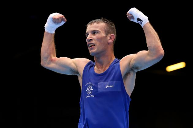 Olympic Boxing 2012: Full Schedule for Men's Gold Medal Matches