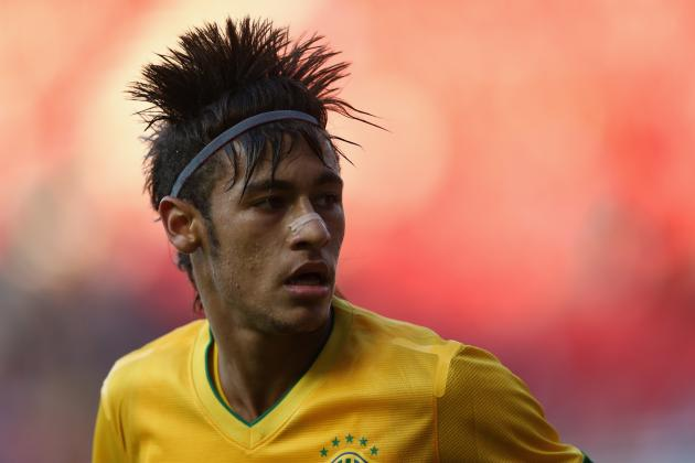 Brazil vs. Mexico: Neymar and Stars Who Will Lead Canarinho to Olympic Gold