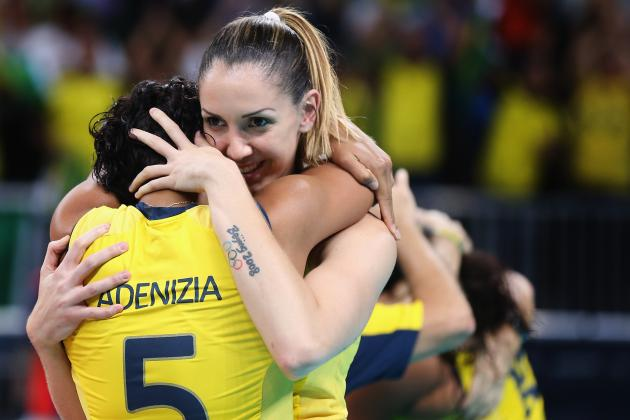 Olympic Volleyball 2012: What to Watch for in Brazil, USA Women's Gold Final