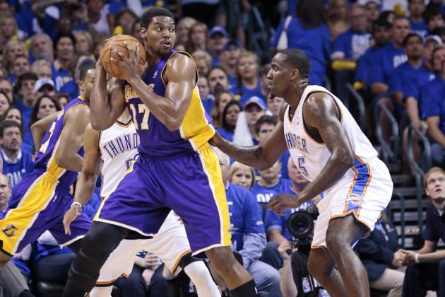 Andrew Bynum to Sixers: Grades, Twitter Reaction and Analysis
