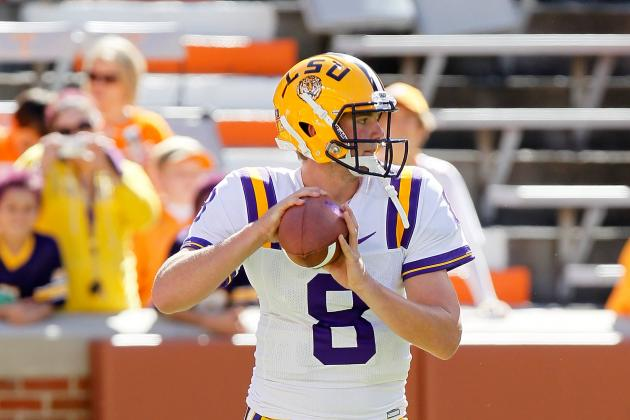 LSU Football: Why Zach Mettenberger Makes Tigers Unbeatable in the SEC