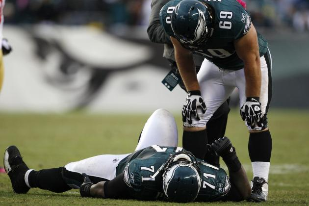 Philadelphia Eagles Offense Could Face Big Trouble Without Jason Peters