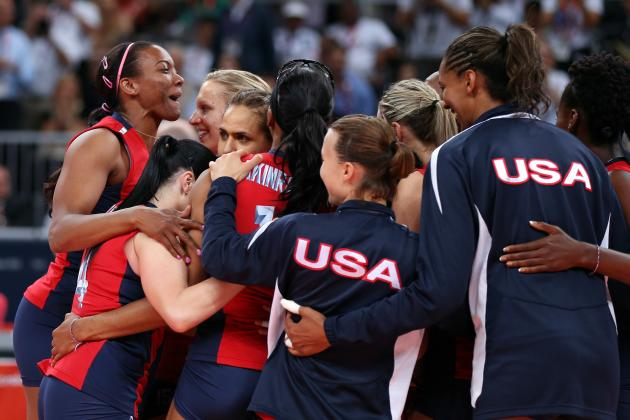 Olympic Volleyball 2012: Keys to US Women Claiming 1st Gold