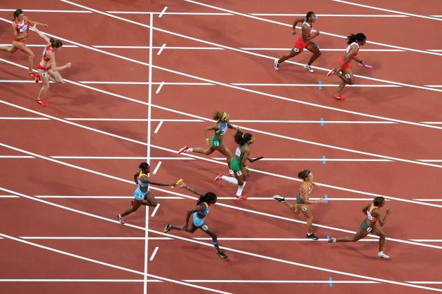 London 2012 Track and Field: Biggest Events Remaining on the Schedule