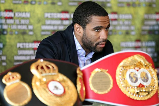 Lamont Peterson Allowed to Keep IBF Title, Will Take on Zab Judah Next