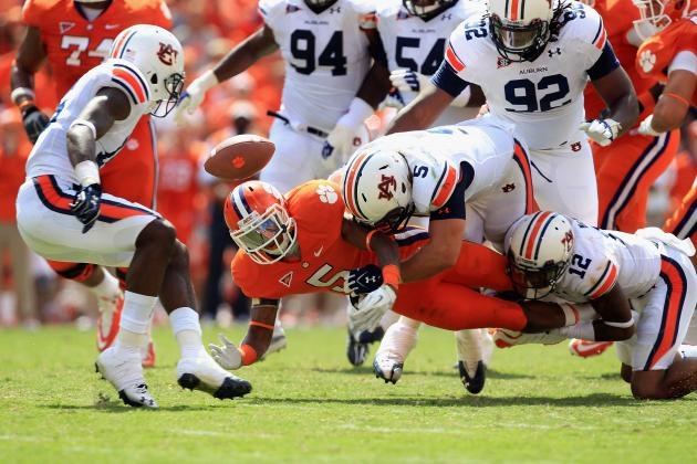 Auburn's First Scrimmage Begins to Answer Questions