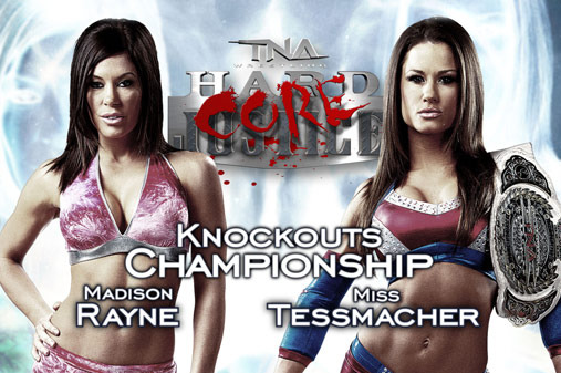 TNA Hardcore Justice: Preview and Breakdown of the Knockouts Championship Match