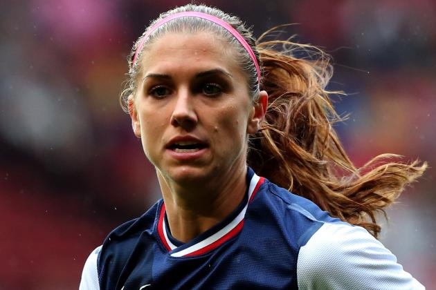 Women's Olympic Soccer 2012: American Players Who Emerged as Future Superstars