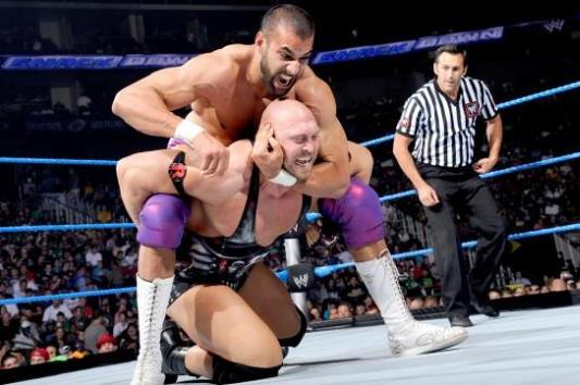 WWE SmackDown: USA Chants and Why Ryback Is a Good Opponent for Jinder Mahal