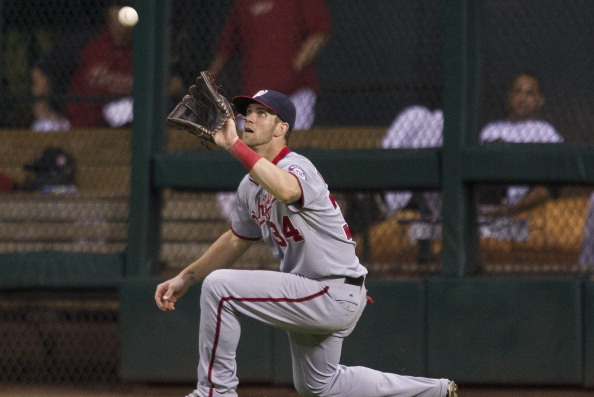 Debate: Do You Think the Expectations Are Starting to Get to Bryce Harper?