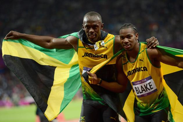 Jamaican Olympic Track and Field Team: Usain Bolt and Co. Will Crush 4x100 Relay
