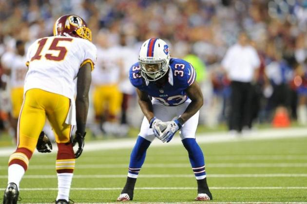 Ron Brooks: Buffalo Bills Rookie Cornerback Impresses in NFL Debut