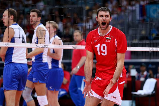 Olympic Volleyball 2012: Men's Semifinals Results, Grades, Analysis and More