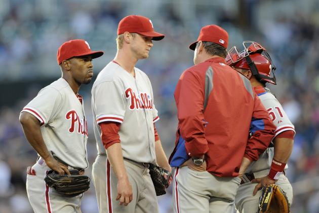 How Should the Phillies Manage Kyle Kendrick's Persecution Complex?