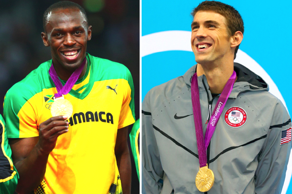 Olympics: Sorry, Michael Phelps, Usain Bolt Is the Greatest Olympian in London