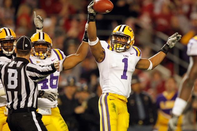 Tyrann Mathieu Dismissed from LSU: Who Will Step Up in Honey Badger's Absence?