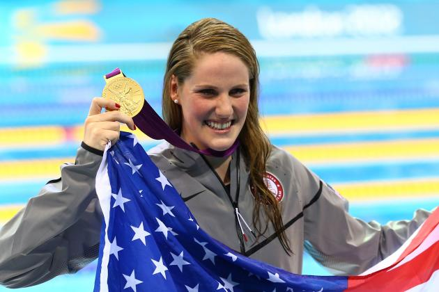 Predicting Missy Franklin's Medal Haul for 2016 and Beyond