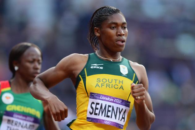 Caster Semenya Forces Olympic Community to Rethink Gender